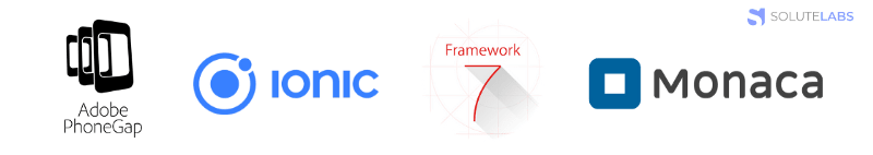 Top mobile app development frameworks to develop hybrid mobile apps in 2020.