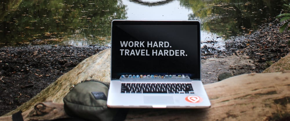 Cover image for Do you bring your laptop on vacation?