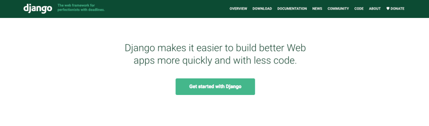 django-framework