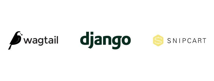 Django + Wagtail CMS + Snipcart