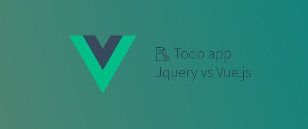 Cover image for Make your life easier with Vue.js