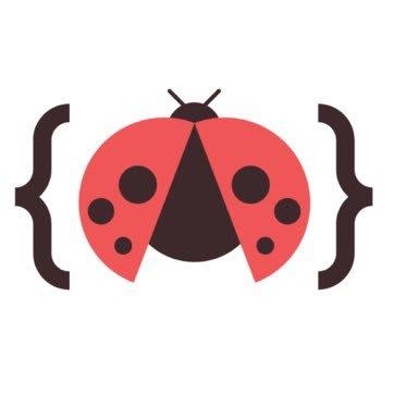 Ladybug Podcast Logo
