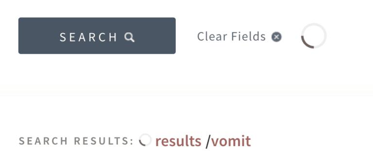 Graphql debounced search