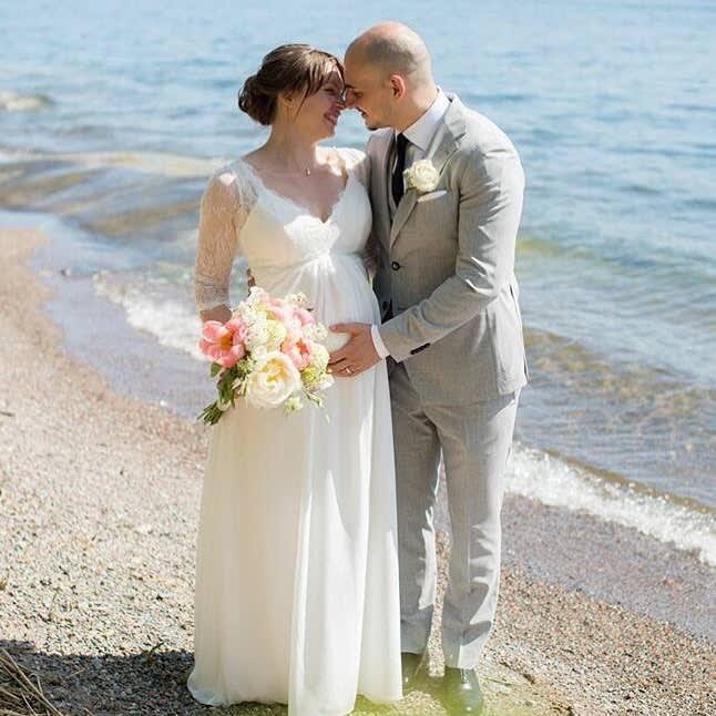 Malin and Jaime Wedding