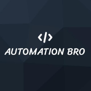 Automation Bro profile picture