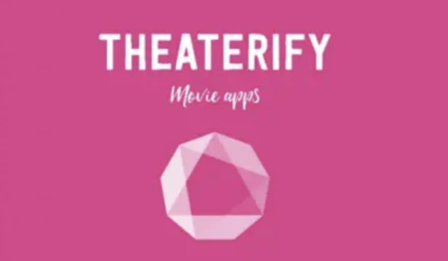 Theaterify – Movie Apps Flutter template app