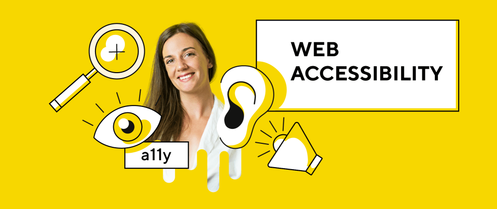Cover image for What is web accessibility adjustment and where to start? Start thinking about everybody.
