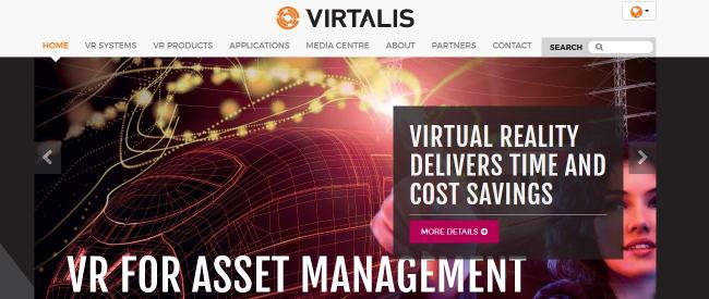 Virtalis-Top Virtual Reality Development Company