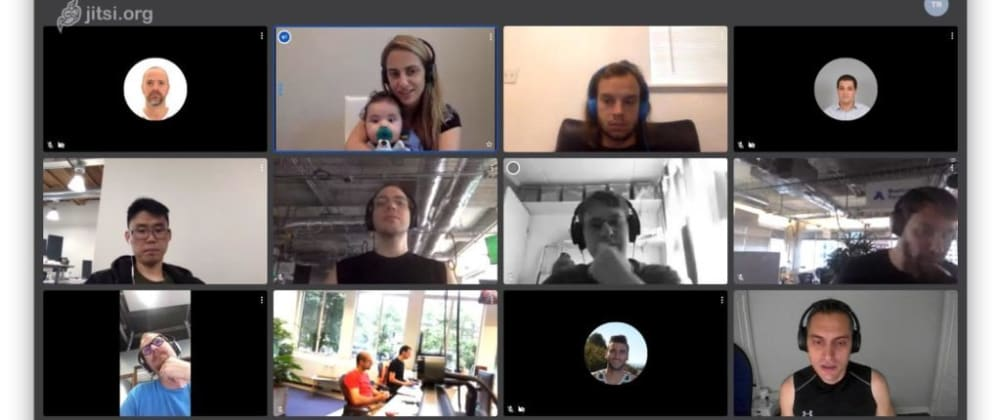 Cover image for Embed FREE video conferencing into your React app in minutes