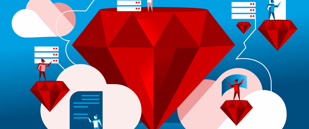 Cover image for Why Web developers still use Ruby on Rails?