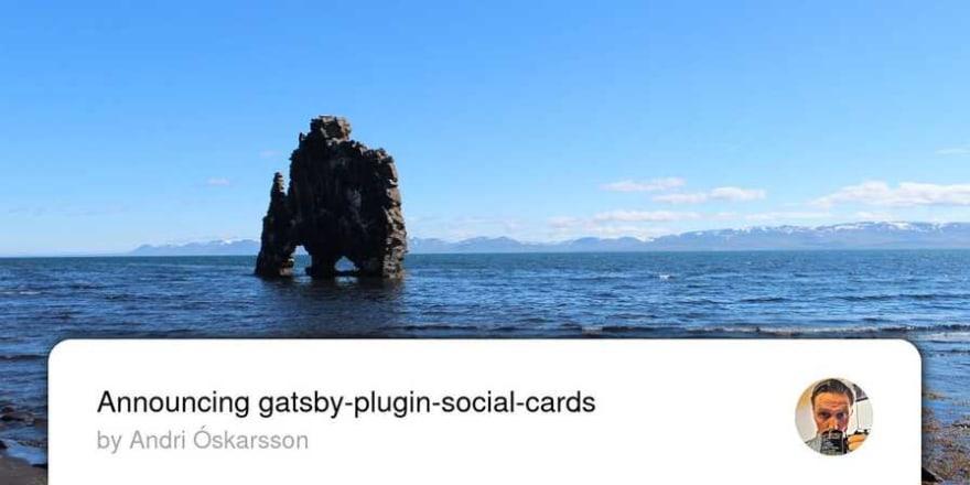 default card design