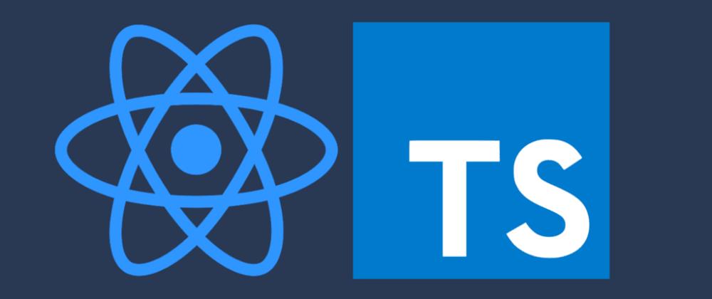Cover image for Criando um projeto React com TypeScript, Eslint e Prettier