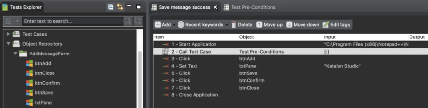 desktop app testing Minimal maintenance