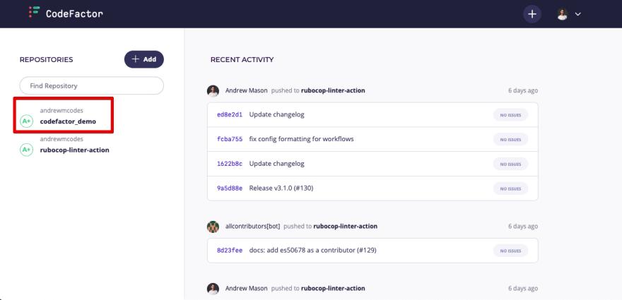 codefactor_updated_dashboard_4