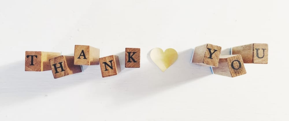 Cover image for 5 ways to thank your favourite open source projects