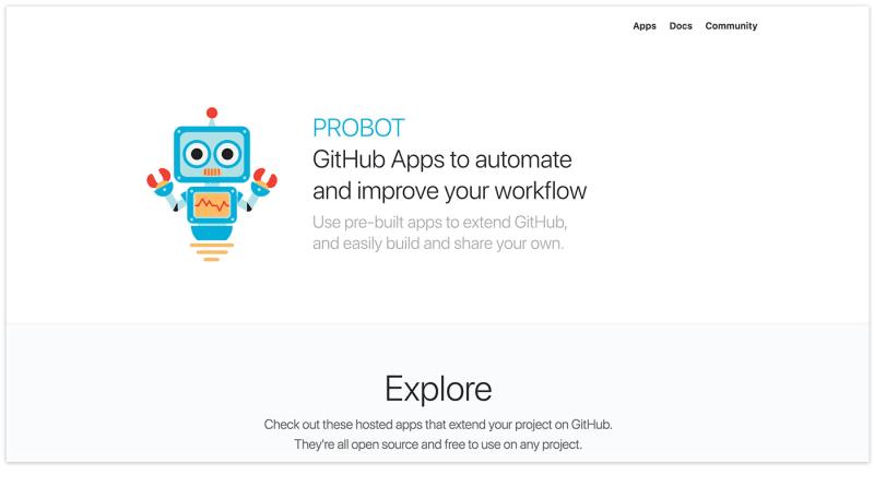 GitHub Probot