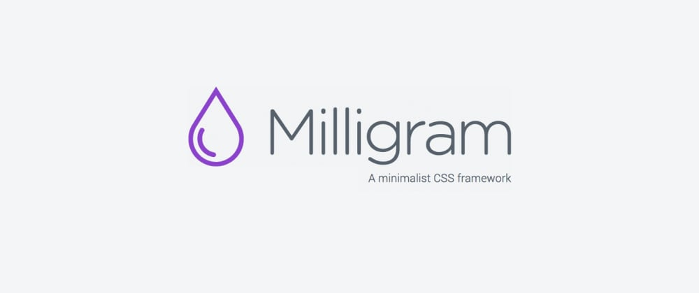 Cover image for Introducing Milligram