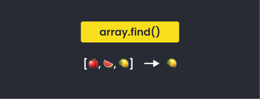 Array Find in Works