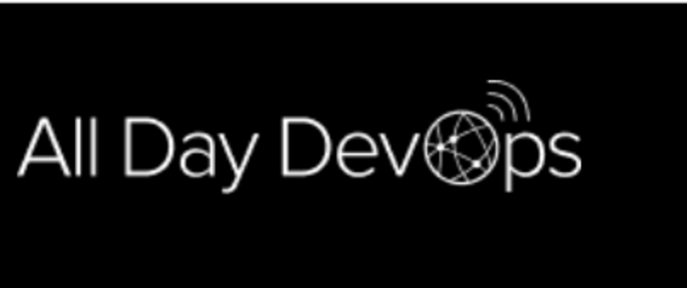 Cover image for All Day DevOps virtual conference going on today.