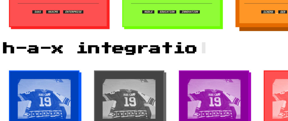 Cover image for Adding an intersectionObserver to any web component
