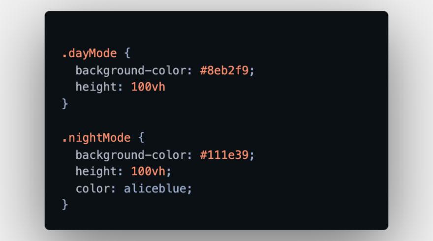 CSS snapshot