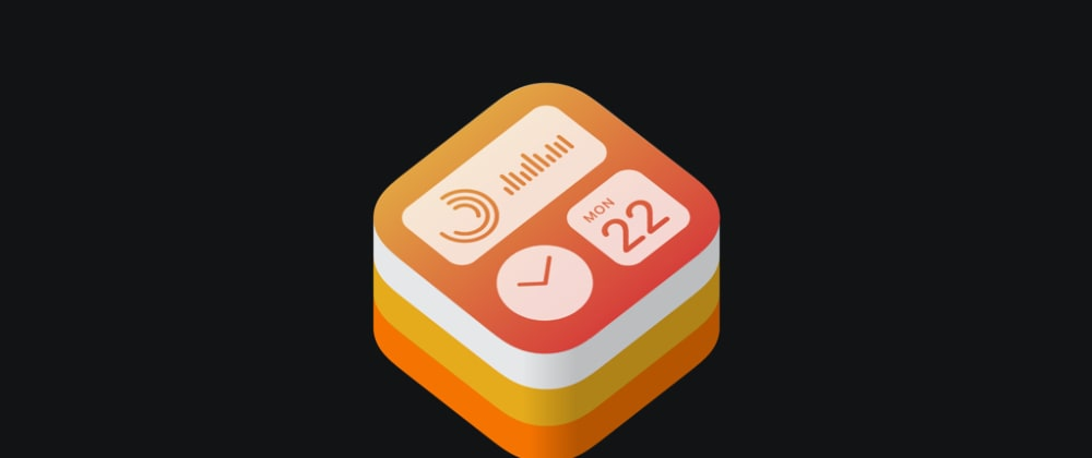 Cover image for Home widgets in iOS
