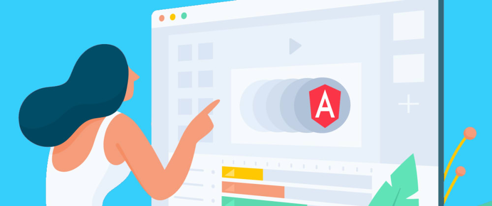 Cover image for All you need to know about Angular animations