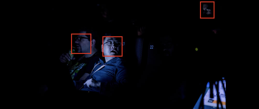 Cover image for Face Recognition in Action @ Devoxx