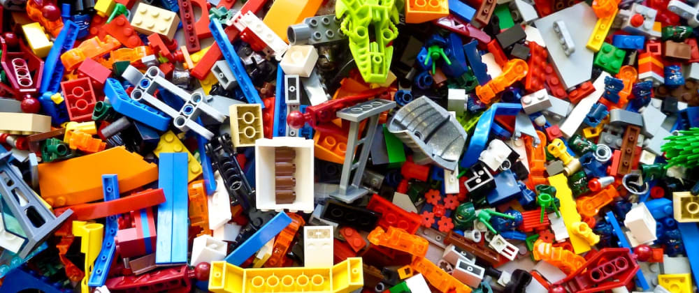 Cover image for What are the building blocks of the software?