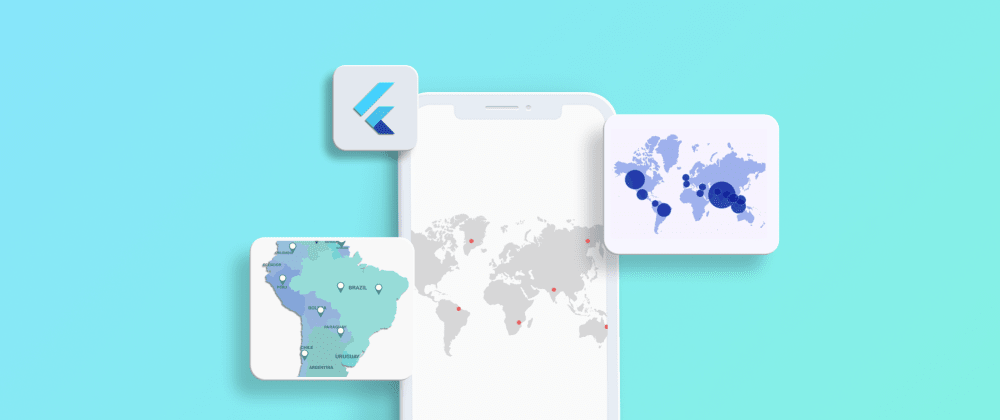 Cover image for How to Add Animated and Interactive Custom Map Markers in Flutter Maps