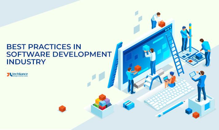 Best Practices in Software Development Industry