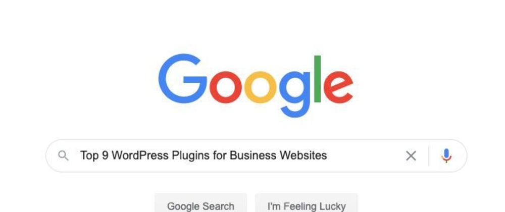 Cover image for Top 9 WordPress Plugins for Business Websites
