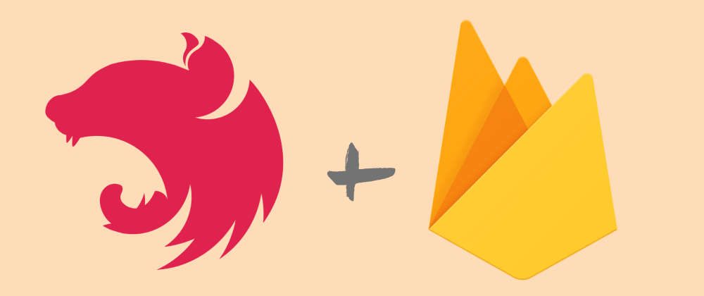 Cover image for How to integrate Firebase in NestJS