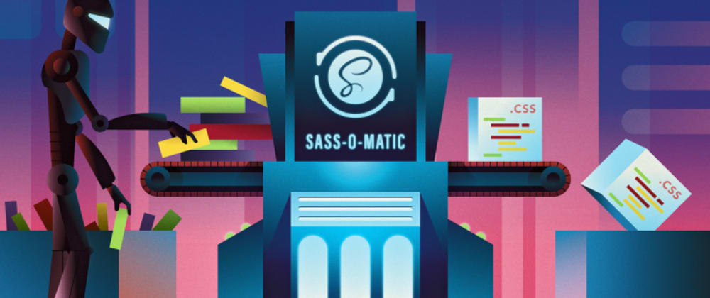 Cover image for How to write reusable CSS with SASS