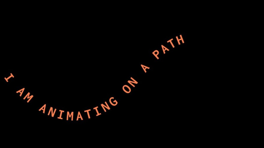 Responsive CSS Motion Path