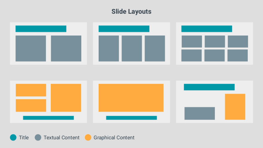 Layouts for Content-focused Slides