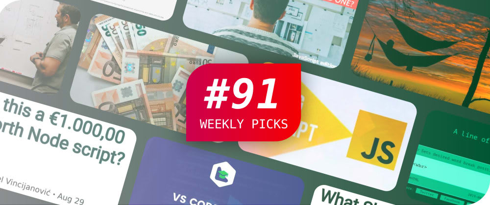 Cover image for Weekly Picks #91—Development Posts