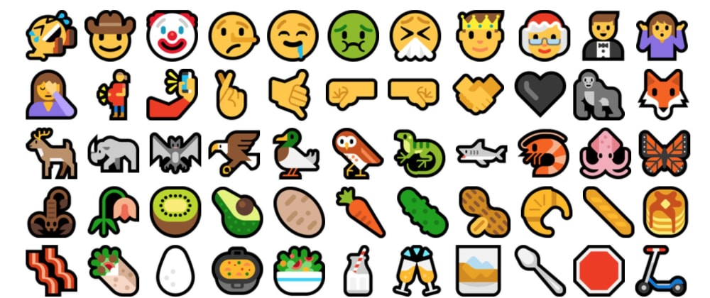 Cover image for Accessible Emoji's