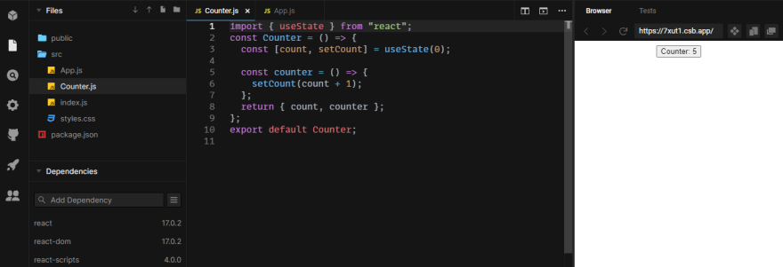Counter.js