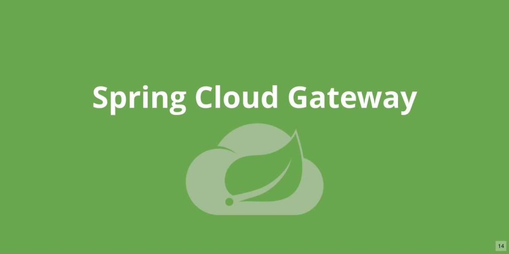 An Introduction to Spring Cloud Gateway - DEV Community