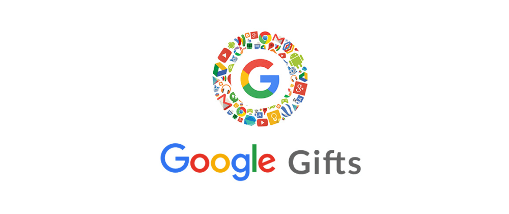 Cover image for Google Gifts