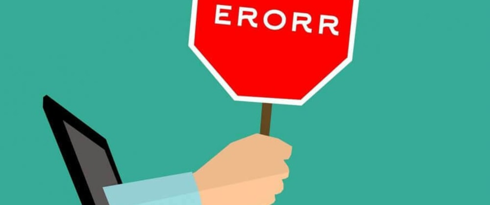 Cover image for Global Error handling in Node Js