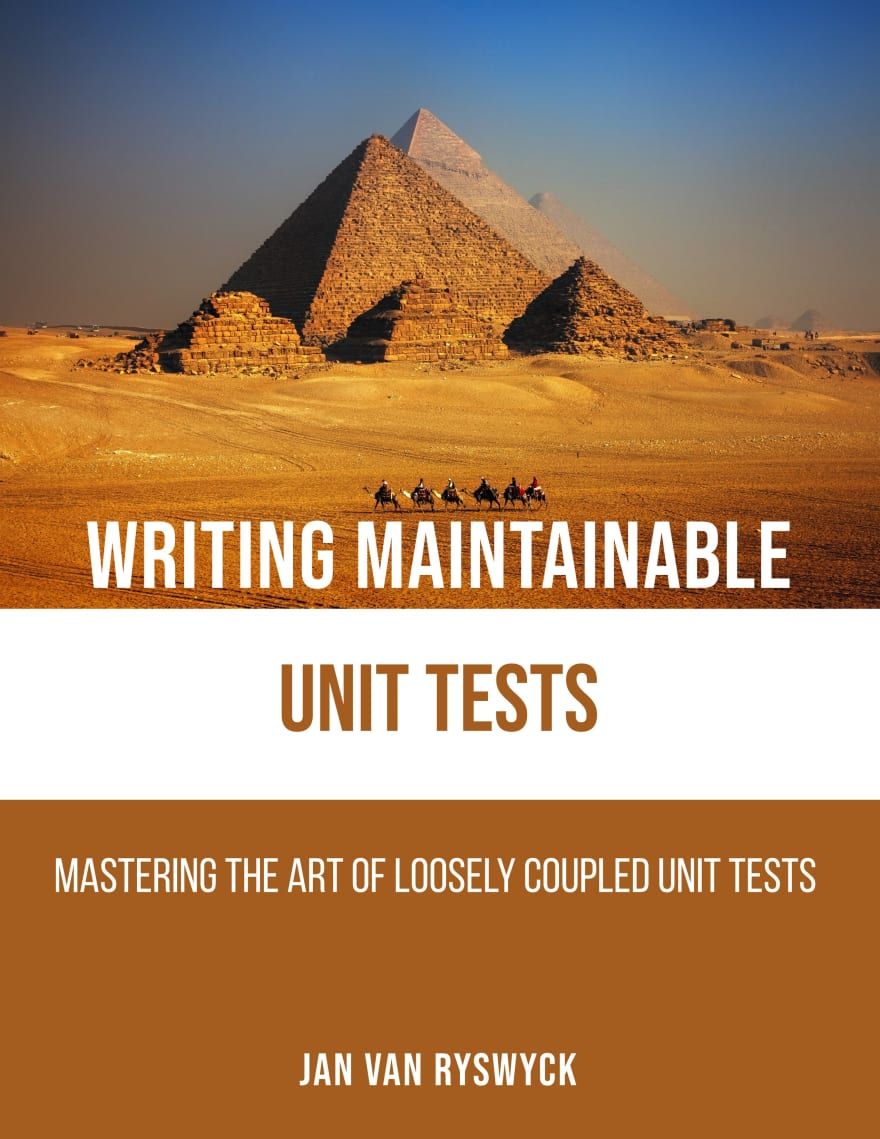 Book cover of 'Writing Maintainable Unit Tests'
