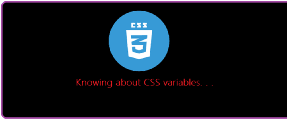 Cover image for CSS variables & their features