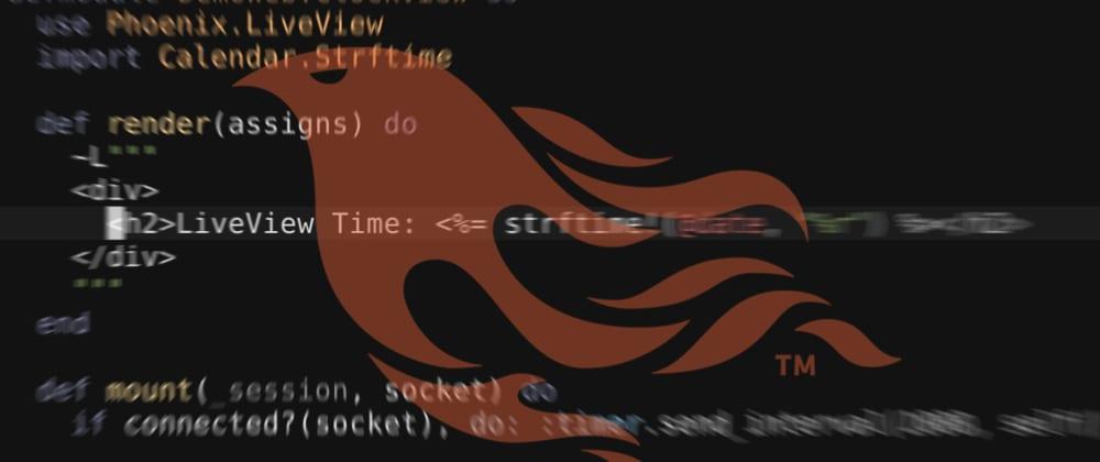 Cover image for Web FullStack menggunakan Phoenix LiveView - Memulai Pembangunan