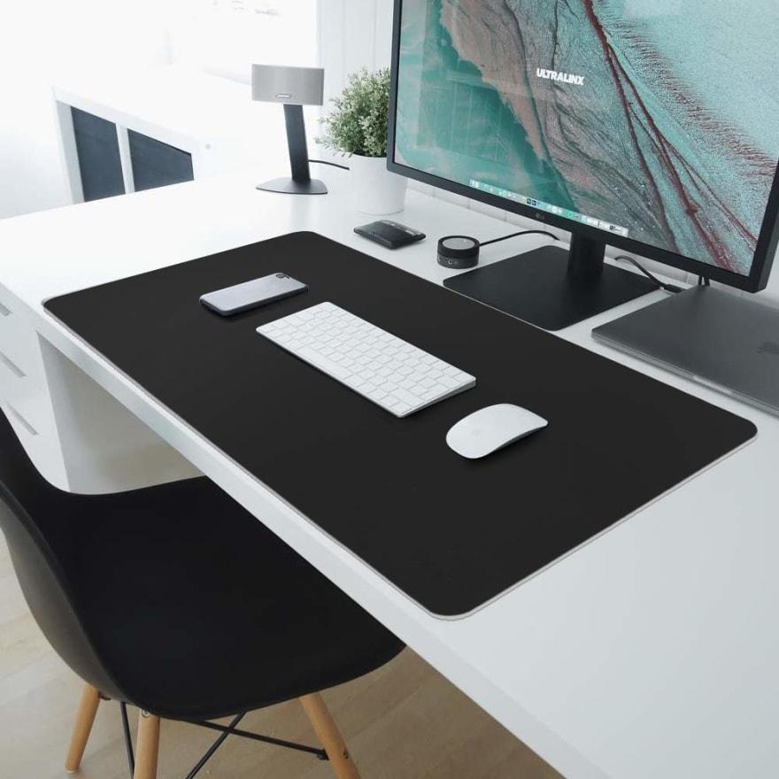 Remote work: my desk setup for 2019