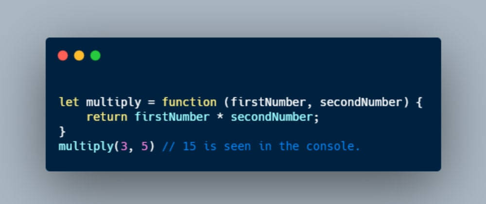 Cover image for A Simple Guide to JavaScript Functions - Native, Arrow and Shorthand.