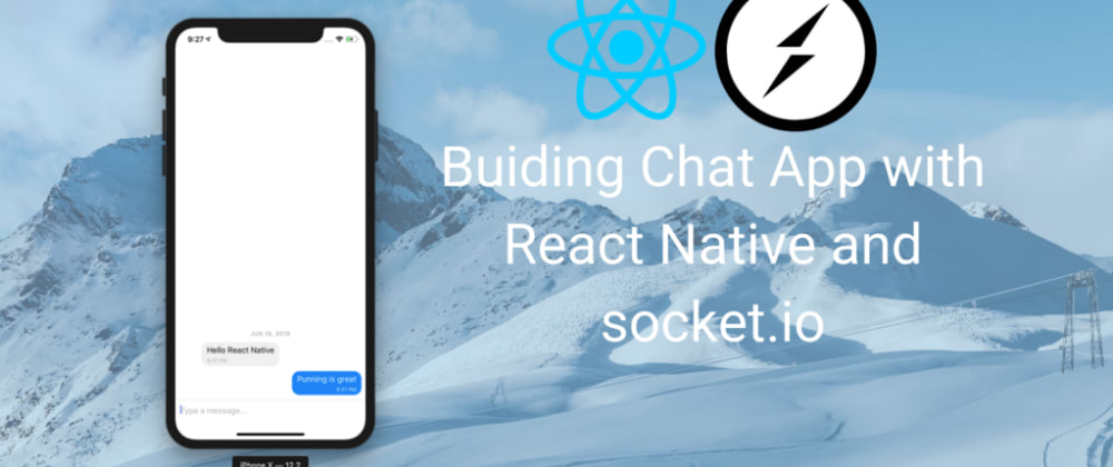 Cover image for Buiding Chat App with React Native and Socket.io