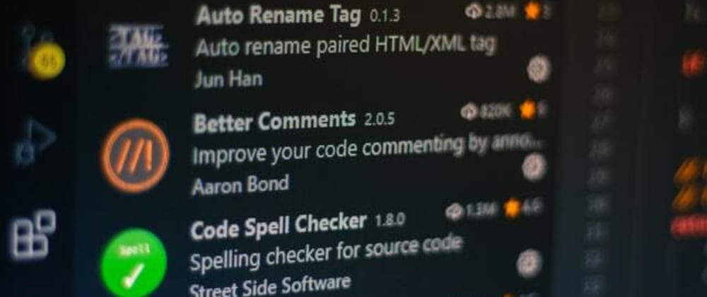 Cover image for Are Code Editor Extensions Hurting Young Devs?