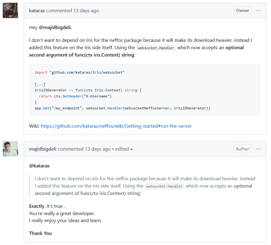 Websocket Server Github